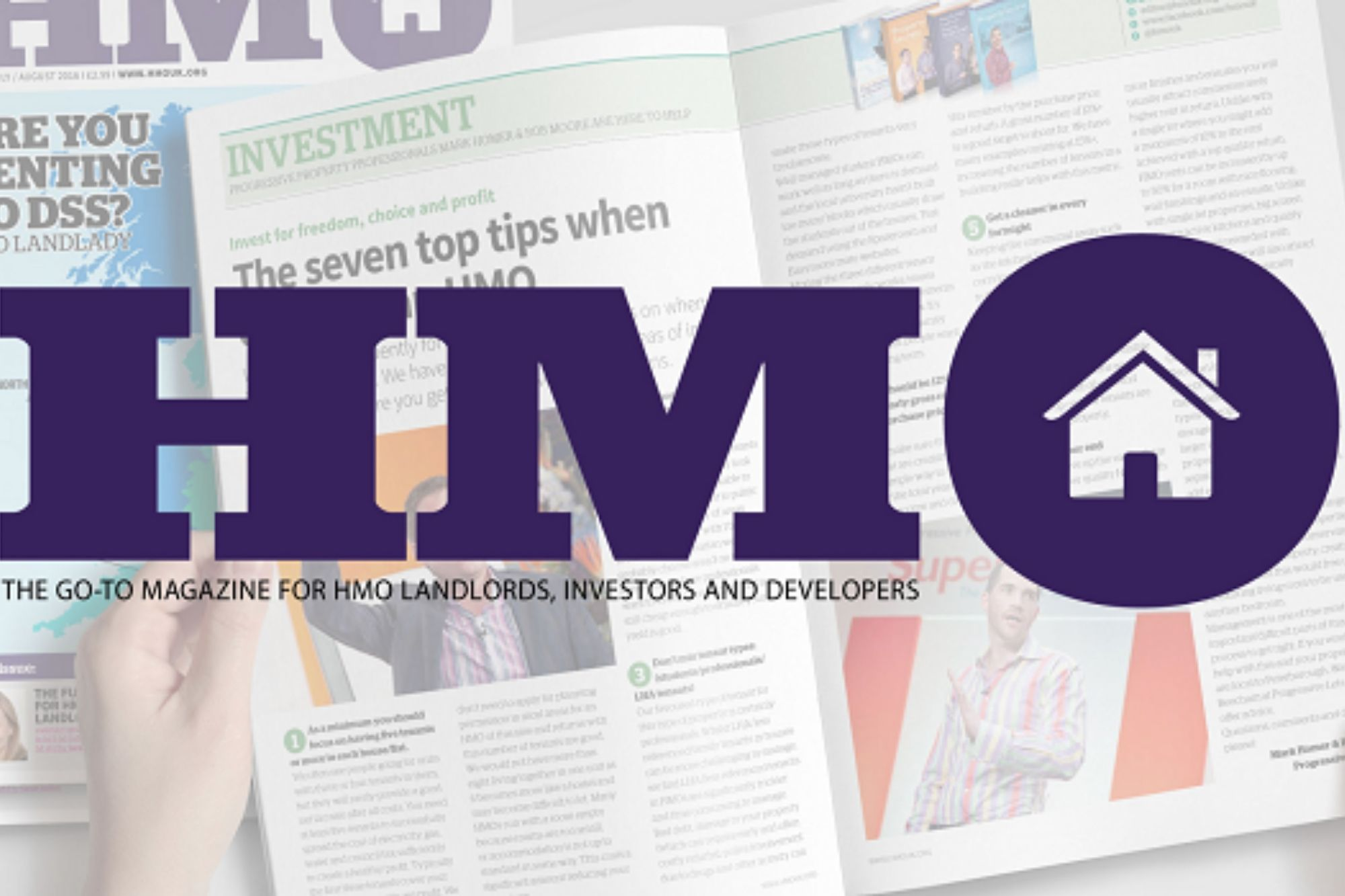 An HMO specific magazine now exists!
