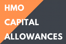 HMO Capital Allowances