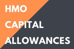 HMO Capital Allowances