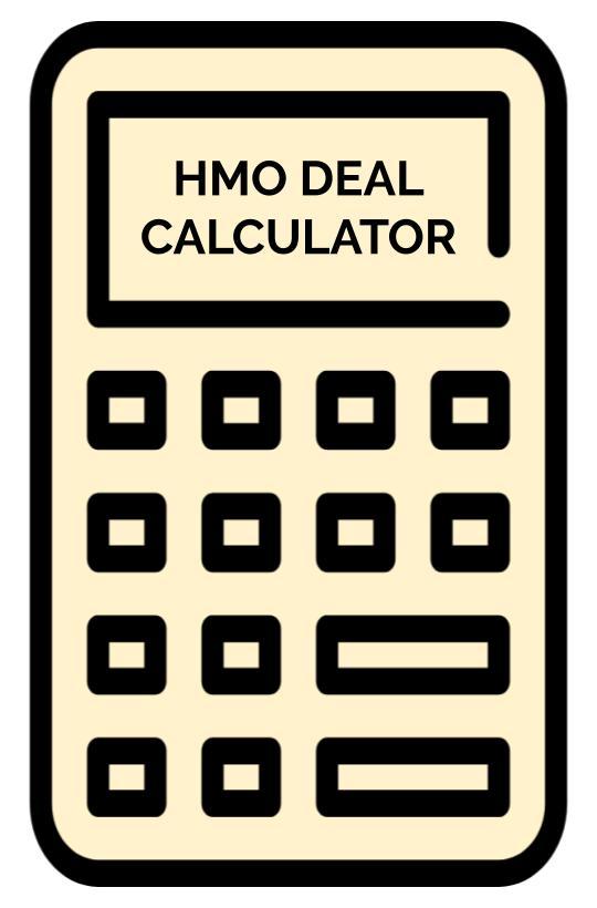 HMO Deal Calculator