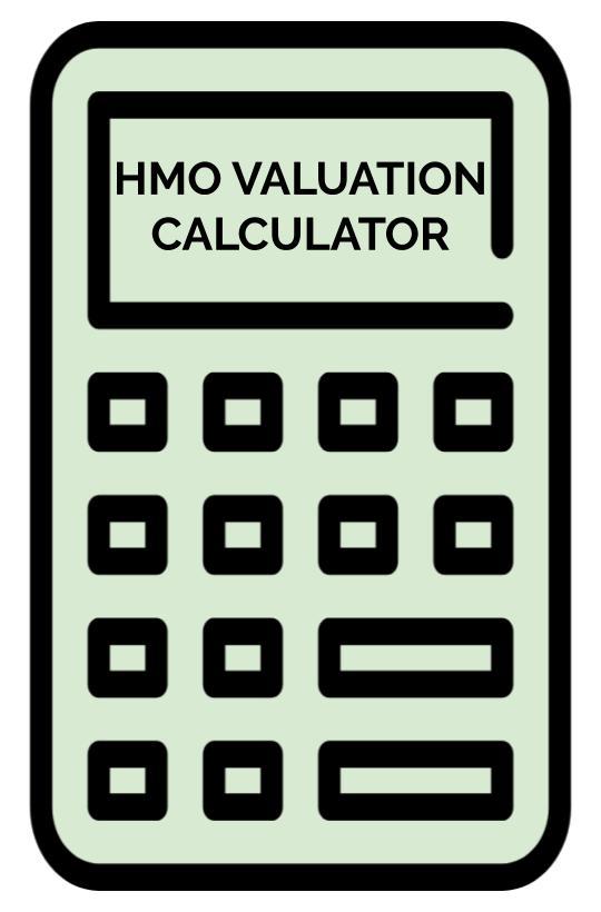 HMO Valuation Calculator