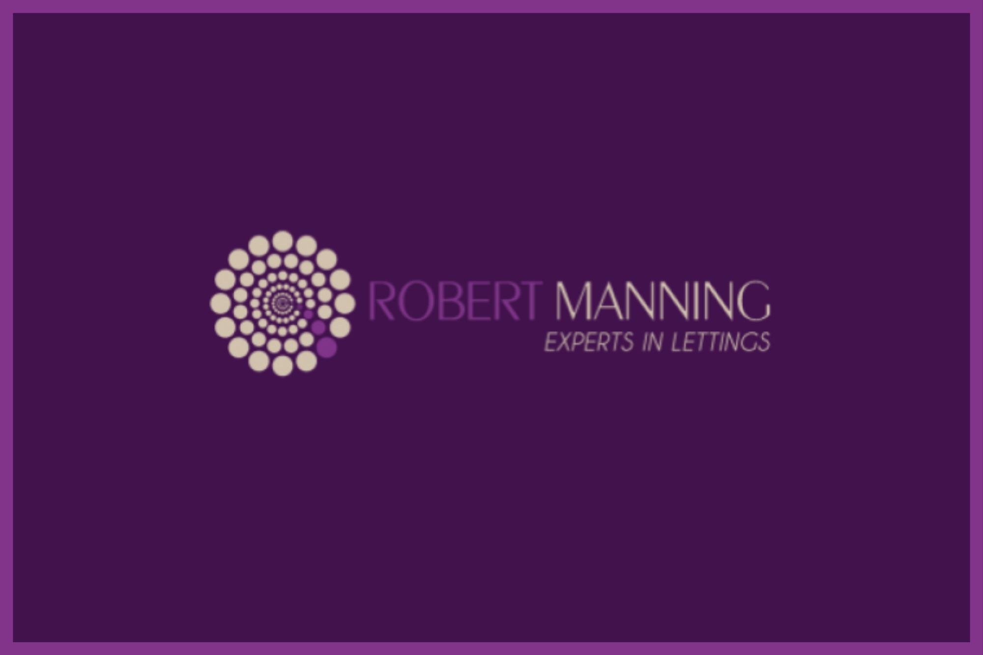 Robert Manning Experts in Lettings.