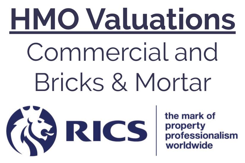 Commercial HMO Valuations