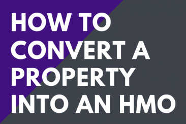 How to convert a property into HMO