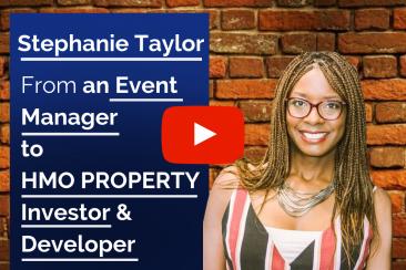 HMO Property Podcast with Stephanie Taylor