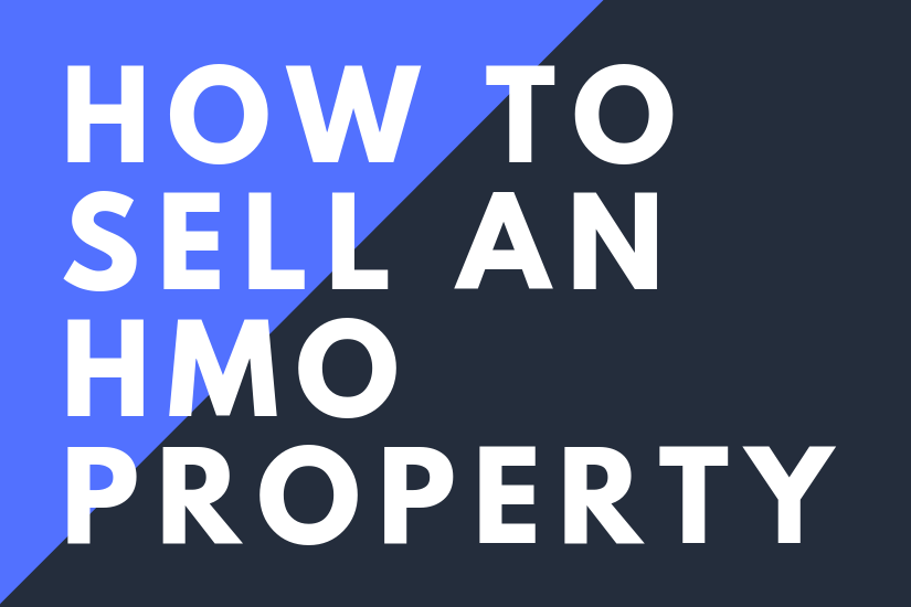 Howto Sell an HMO Property