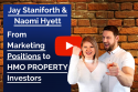 HMO Property Podcast #13 with Jay Staniforth & Naomi Hyett