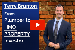 HMO Property Podcast with Terry Brunton