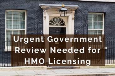 Urgent Government Review Needed for HMO Licensing