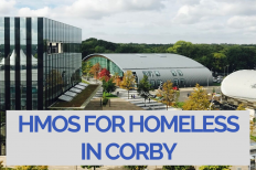 HMOs for Homeless in Corby