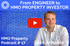 HMO Property Podcast with Alex Annable