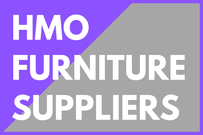 HMO Furniture Suppliers