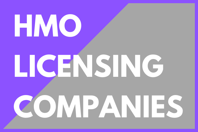HMO Licensing Companies