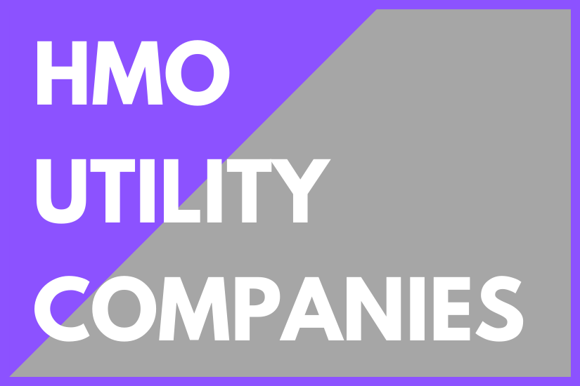 HMO Utilities Companies