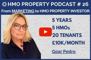HMO Property Podcast with Goar Pedro