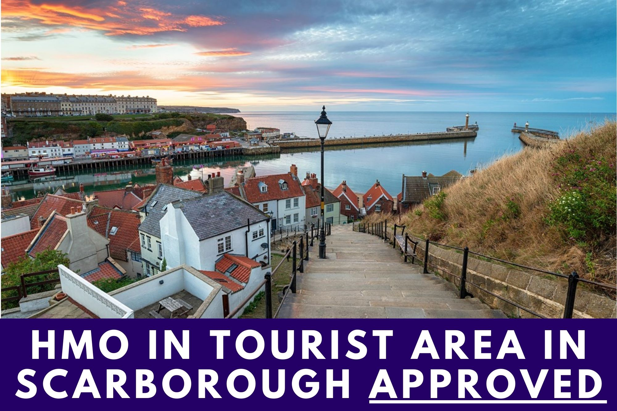 HMO In Tourist Area in Scarborough Approved