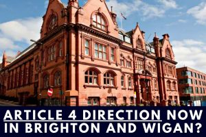 Article 4 Direction now in Brighton a