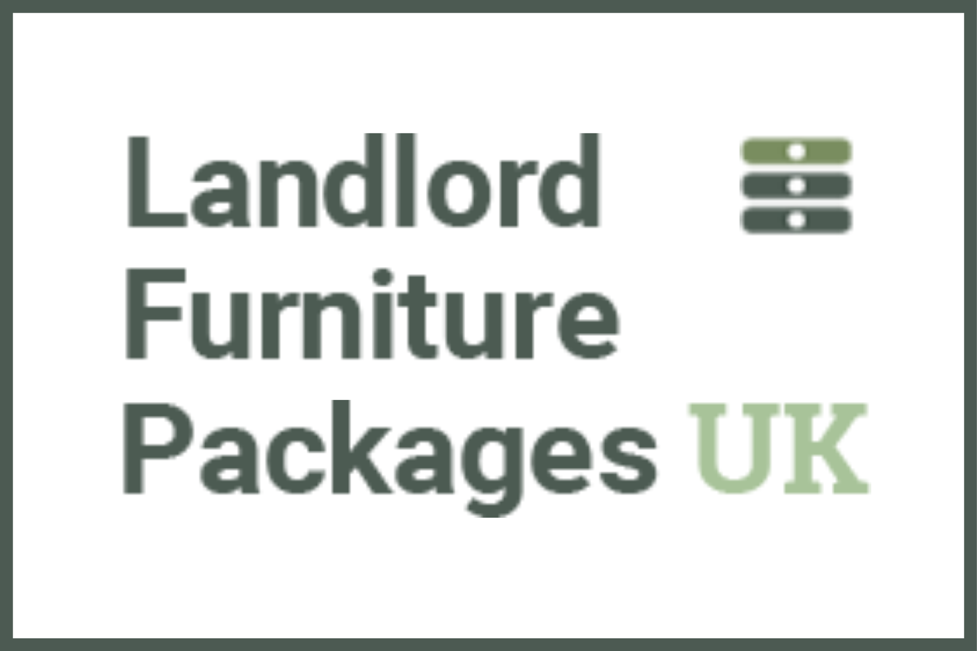 Landlord Furniture Packages UK HMO Property