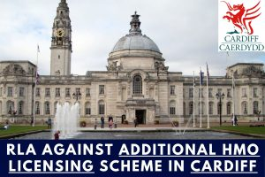 RLA against additional HMO licensing scheme in Cardiff