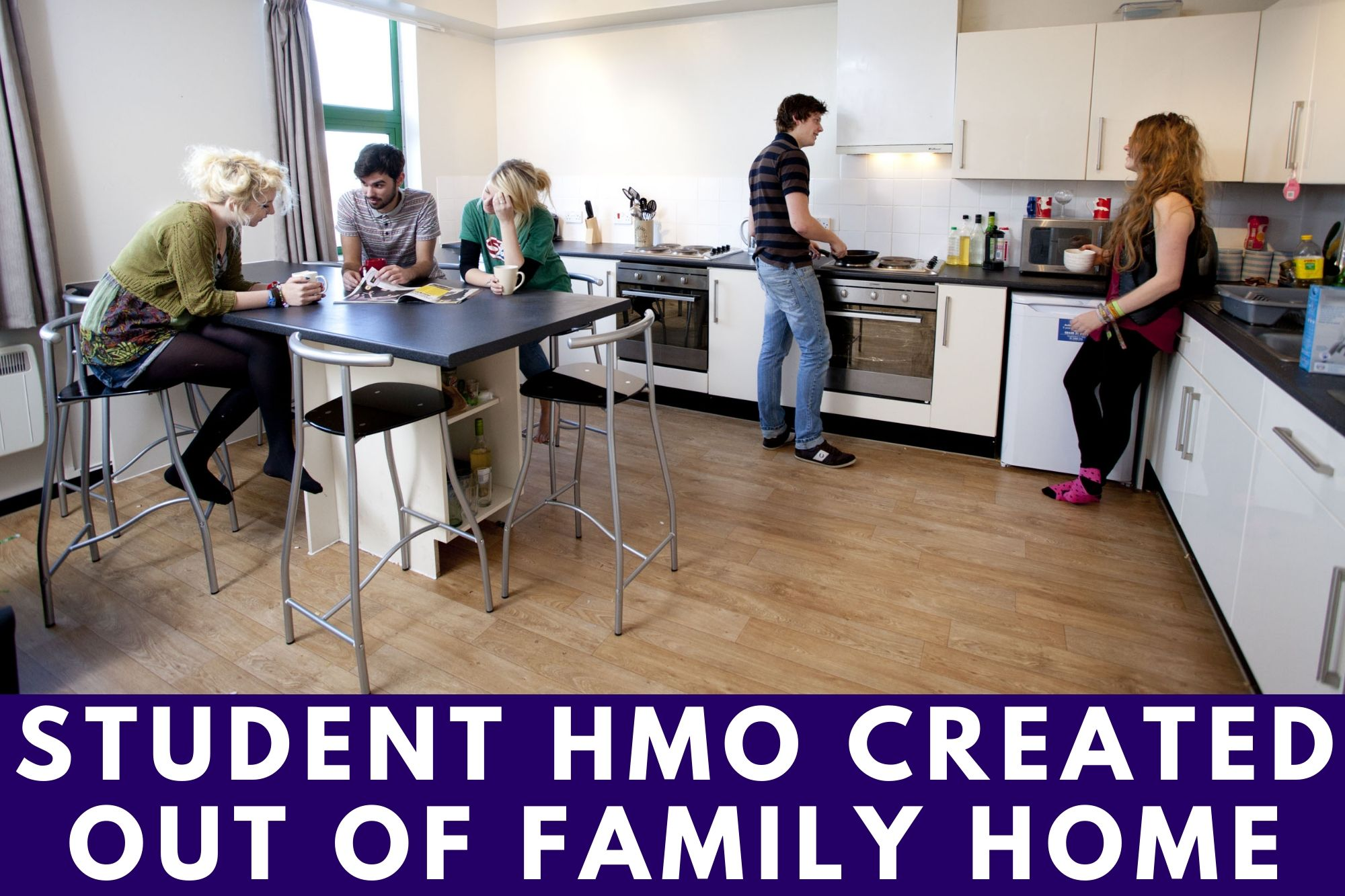 Student HMO out of Family Home