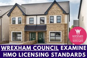 Wrexham Council examine HMO Licensing Standards