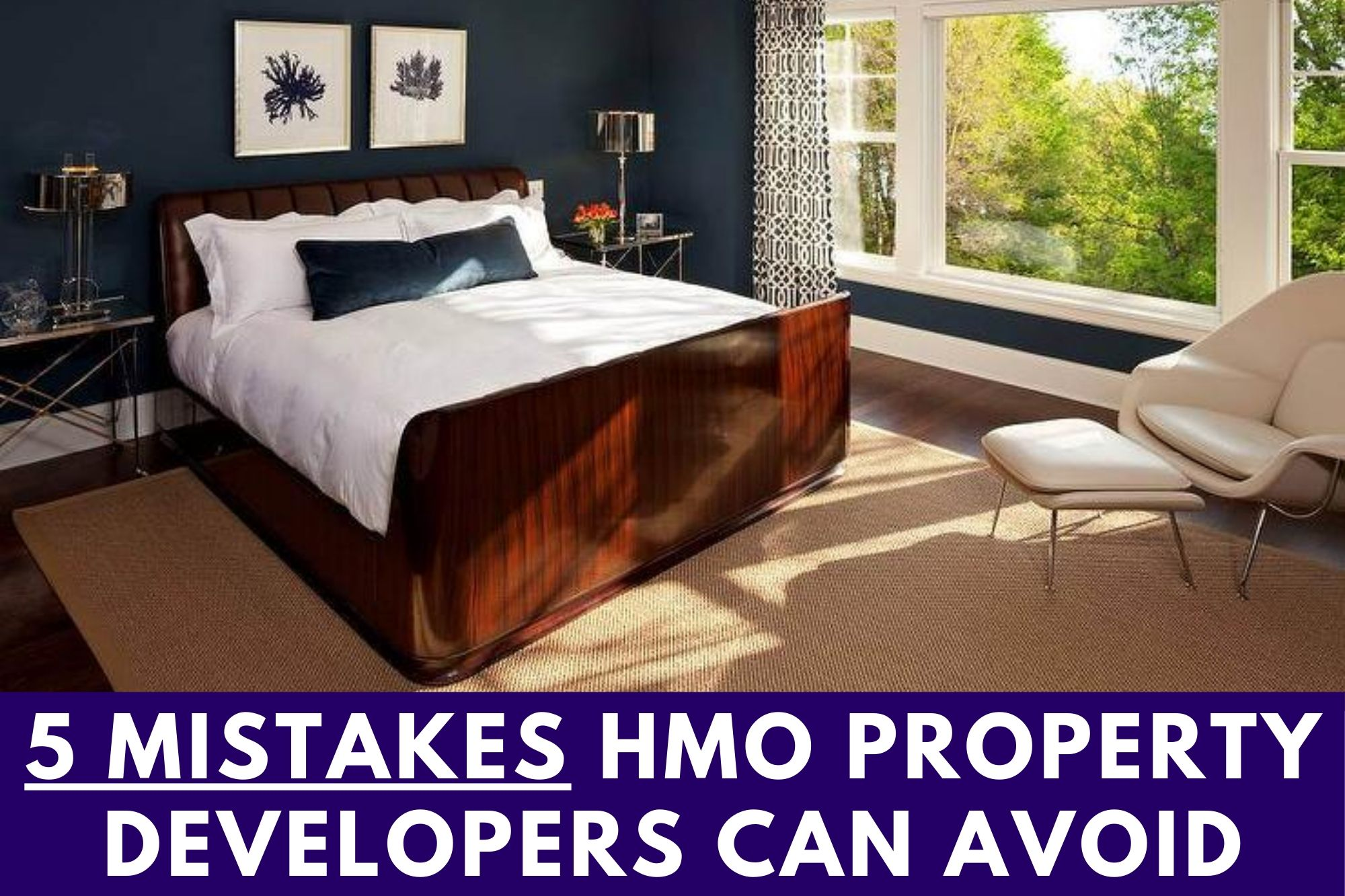 5 Mistakes HMO Property Developers Can Avoid